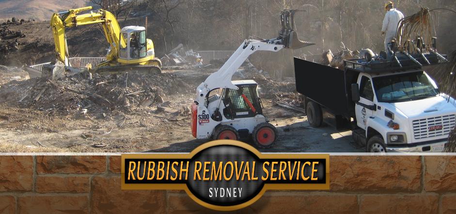 Rubbish Removal Service Sydney